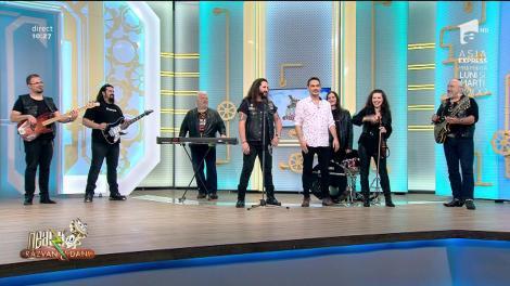 """Trupa Phoenix pregătește un turneu muzical în toată țara: """"Primul concert are loc la Iași"""""""