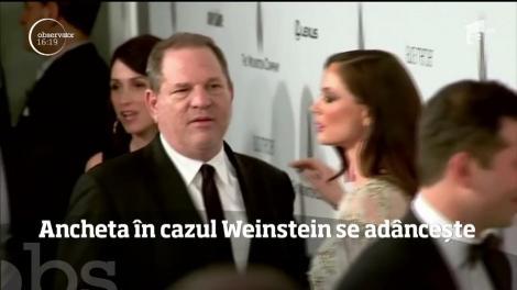 Statul New York se implică în ancheta care îl vizează pe Harvey Weinstein