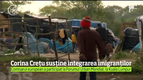 Integrarea socială a migranţilor în Uniunea Europeană va fi o problemă crucială în viitorii ani