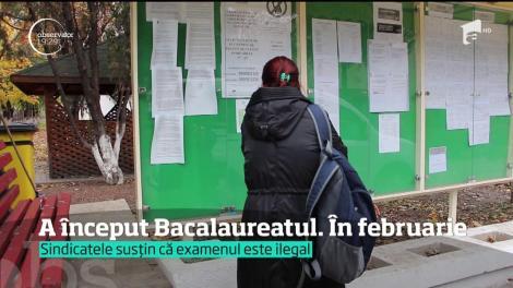 Scandal MONSTRU la Bacalaureat! Elevii, părinții și chiar profesorii sunt REVOLTAȚI după anunțul oficial!