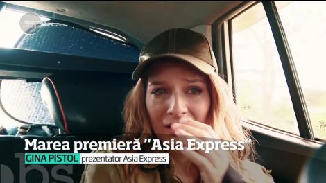 """Situaţiile limită la """"Asia Express"""". Vedetele îşi testează limitele şi relaţiile pe care le credeau indestructibile"""
