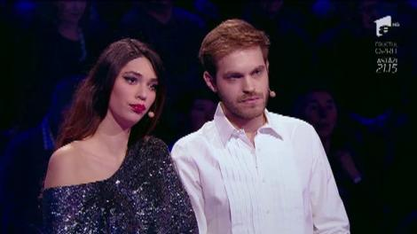 """Prima lună de chirie - prima probă?! Teodora şi Claudiu au pornit cu stângul: """"Are barbă, dar pare tânăr"""""""