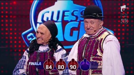 """Finală tristă la """"Guess My Age""""! Teodora şi Claudiu pierd toţi banii iar visul unui apartament s-a spulberat"""