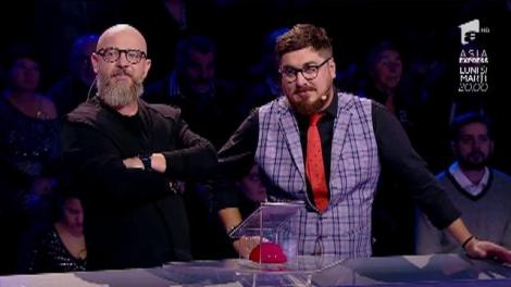 """Finală cu fericire la """"Guess My Age""""! """"Ce seară grea a fost"""". Doru şi Andrei pleacă acasă cu 6.000 de lei"""
