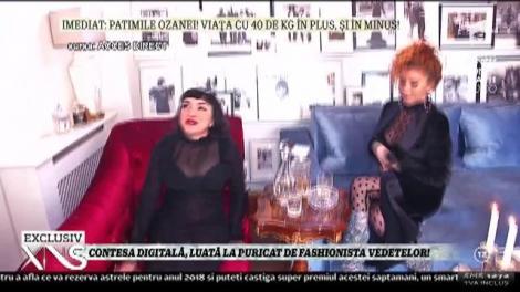 Ana Morodan, contesa digitală, luată la puricat de fashionista vedetelor!