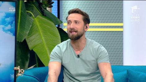 """Love is in the air! Dani, planuri de Dragobete, alături de colegul Răzvan: """"Stăm îmbrățișați, te frec cu carmol! Îți fac un ceai de tătăneasă"""""""