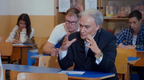Injurii ca la ușa cortului între studentul Vadim și profesorii de la facultate