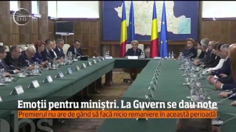 Miniștrii cabinetului Dăncilă au prima evaluare de la preluarea mandatului