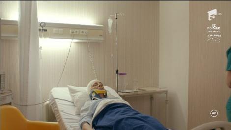 """""""Ce ne facem dacă moare?"""" Nu mișcă și de-abia mai respiră! Roxana Baicu-Popovici (Carmen Tănase) este în comă profundă!"""