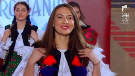 """Ea este prima finalistă! Adriana își face bagajele și dă Maramureșul pe București, pentru marea finală: """"Îmi vine să urc pe pereți de bucurie!"""""""