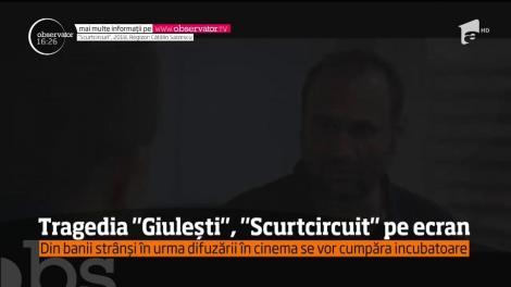"""Filmul tragediei de la Maternitatea """"Giulești"""", premiat în Shanghai"""