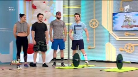 Fitness la Neatza. Ce este antrenamentul CrossFit și ce avantaje prezintă