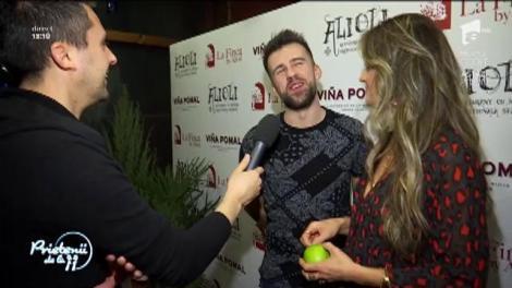 """Surprins la petrecerea de după emisiune, Florin Ristei a făcut o mărturisire incredibilă! """"Glumele proaste le faci..."""""""