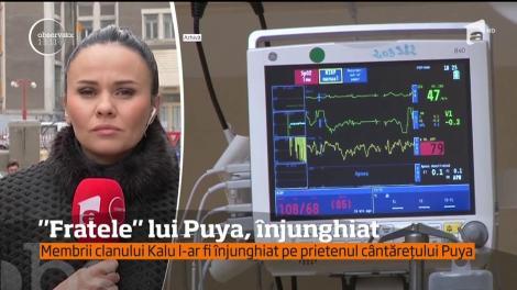 Cel mai bun prieten al solistului Puya a fost înjunghiat în cea mai luxoasa zonă din Bucureşti