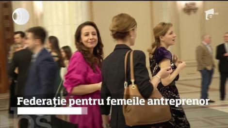 Federație pentru femeilor antreprenor