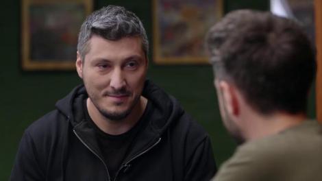 """""""Bătălia glumelor"""" cu cei mai tari oameni de stand up comedy: Sorin Pârcălab vs. Radu Bucălae"""