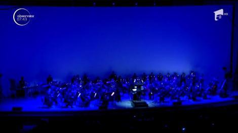"""""""Star Wars"""" s-a auzit, LIVE, într-o altfel de interpretare. A fost spectacol TOTAL la București"""