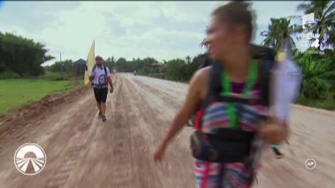 """Concurenții primesc de la Gina o nouă destinație. Andrei către Liviu: """"Bețivule, ai băut ca porcul, mișcă-te!"""""""