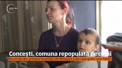 Primarul unei comune din Botoșani a anunțat că oferă în mod gratuit case renovate! Ce s-a întâmplat în scurt timp
