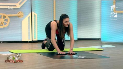"Fitness la Neatza! Cel mai bun atrenament de tip ""Flowin"""