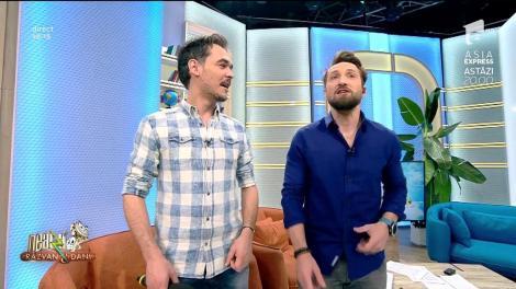 Doamne, cum dansează! Dani și Răzvan, demonstrație incredibilă de Jive, chiar în platoul emisiunii!