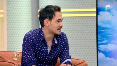 """Dani, despre vocea colegului său de emisiune: """"Răzvan, vrei să fii profesor undeva?"""""""