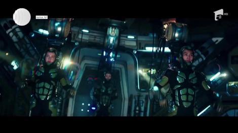 """Sugestie de film. """"Pacific Rim 2: Revolta"""" domină box-officeul american"""