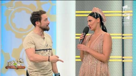 """Lavinia le-a dat """"replica de cinema"""" matinalilor de la Neatza! Artista este într-o formă de zile mari, iar noua piesă va face furori"""