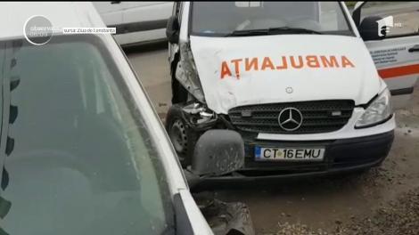 Neatenţia la volan a făcut victime la Constanţa