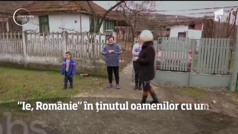 """""""Ie, Românie"""" în ținutul oamenilor cu umor"""