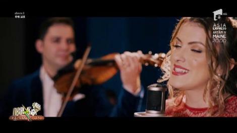 """Lavinia Goste & Marius Zorilă & Orchestra Națională """"Valahia"""" - """"M-a găsit dragostea-n viață"""""""