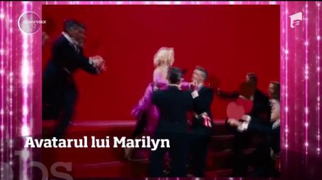 Marilyn Monroe revine pe marile ecrane!