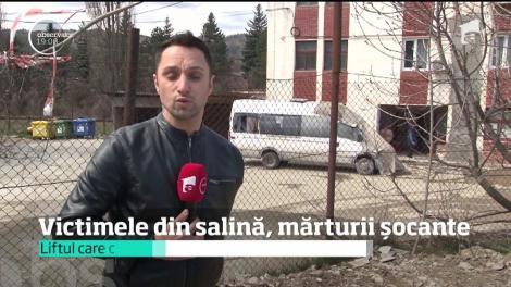 Mărturii şocante ale turiştilor din Israel care s-au răsturnat cu microbuzul în Salina Slănic