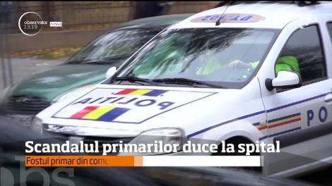 Scandalul primarilor din Prahova duce la spital. Actualul edil este acuzat de violență
