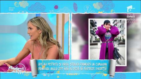 """Adelina Pestrițu va fi mamă de fetiță: """"Aș vrea să fie o femeie puternică, hotărâtă"""""""