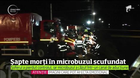 Drumul spre casă, de sărbători, s-a sfârşit tragic pentru o echipă de muncitori din Neamţ