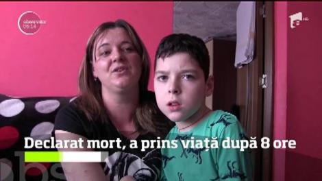 MINUNEA din Săptămâna Patimilor. Un copil din Baia Mare s-a născut MORT și a ÎNVIAT după opt ore!