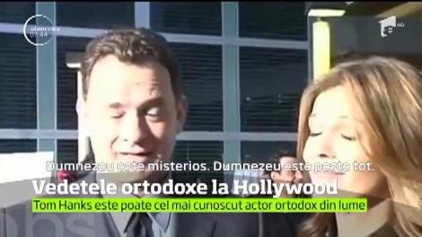 Știai că Tom Hanks și Jennifer Aniston sunt ortodocși? Iată topul vedetelor de la Hollywood care au îmbrăţişat religia ortodoxă