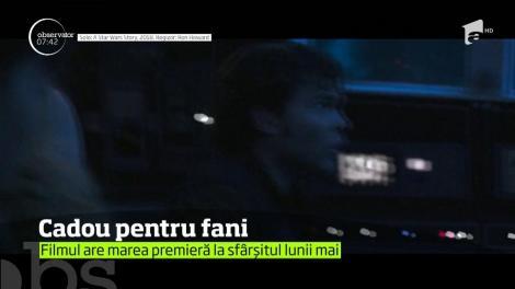 Un nou trailer al mult aşteptatului film Solo a fost dat publicităţii de producători