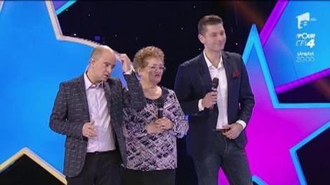 """Din fața marelui zid, alături de mama, în platoul """"Aici eu sunt vedeta"""". Valentin Butnaru și năzbâtiile copilăriei: """"Și-a vopsit prietenul cu cremă de pantofi"""""""