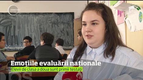 Emoțiile evaluării naționale