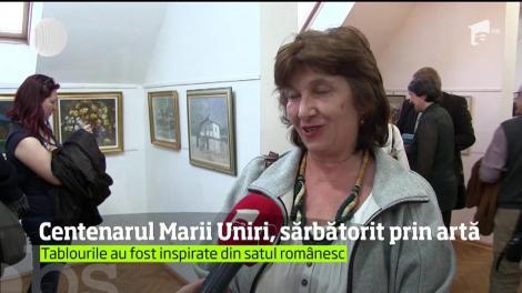 Centenarul Marii Uniri, sărbătorit prin artă