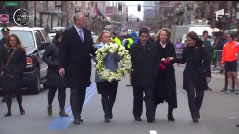 S-au împlinit cinci ani de la atentatul comis la maratonul din Boston