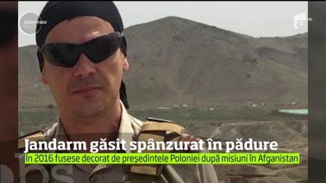 Sfârşit dramatic pentru un jandarm din Vâlcea, veteran al războiului din Afganistan