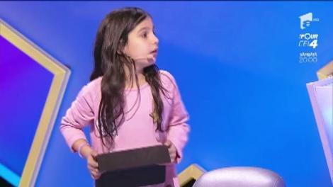 """Natalia, o fetiță care știe prea multe și spune tot din casă! """"Tati sforăie de mișcă patul și zgâlțâie geamurile, se dă pe față cu uleiul de cocos pe care-l pune și în mâncare!"""""""