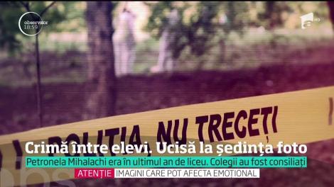 Un nou caz sinistru şochează România. O elevă de 18 ani a fost ucisă şi abandonată în pădure. Principalul suspect este un prieten de 16 ani