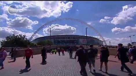 Un miliardar american e pregătit să dea 1,4 miliarde de dolari pentru a cumpăra stadionul britanic Wembley