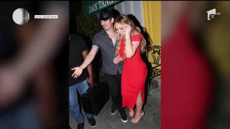 """Vremurile în care era """"pufoasă"""" au apus! Mariah Carey, apariție de invidiat la brațul iubitului cu 13 ani mai tânăr!"""