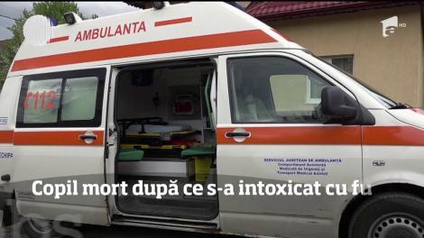 Tragedie la Rucăr. Un copil de numai doi ani a murit intoxicat cu fum