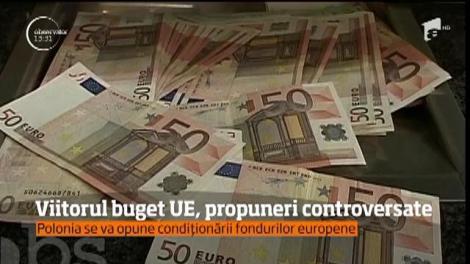 Uniunea Europeană ar putea sancționa financiar țările membre care nu respectă statul de drept